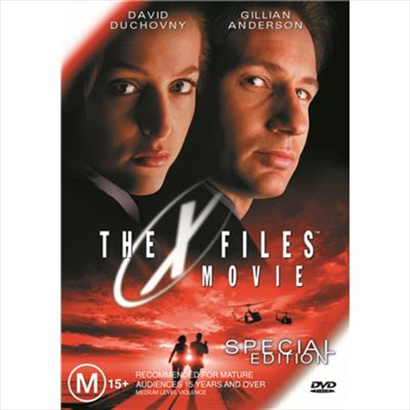 X Files Movie | DVD