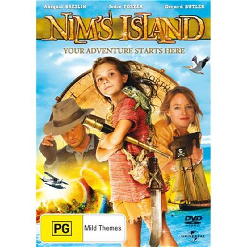 Nims Island | DVD