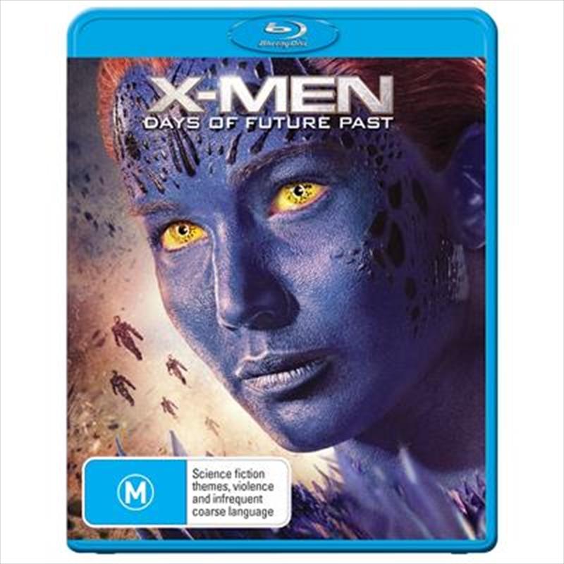 X-Men: Days Of Future Past | Blu-ray