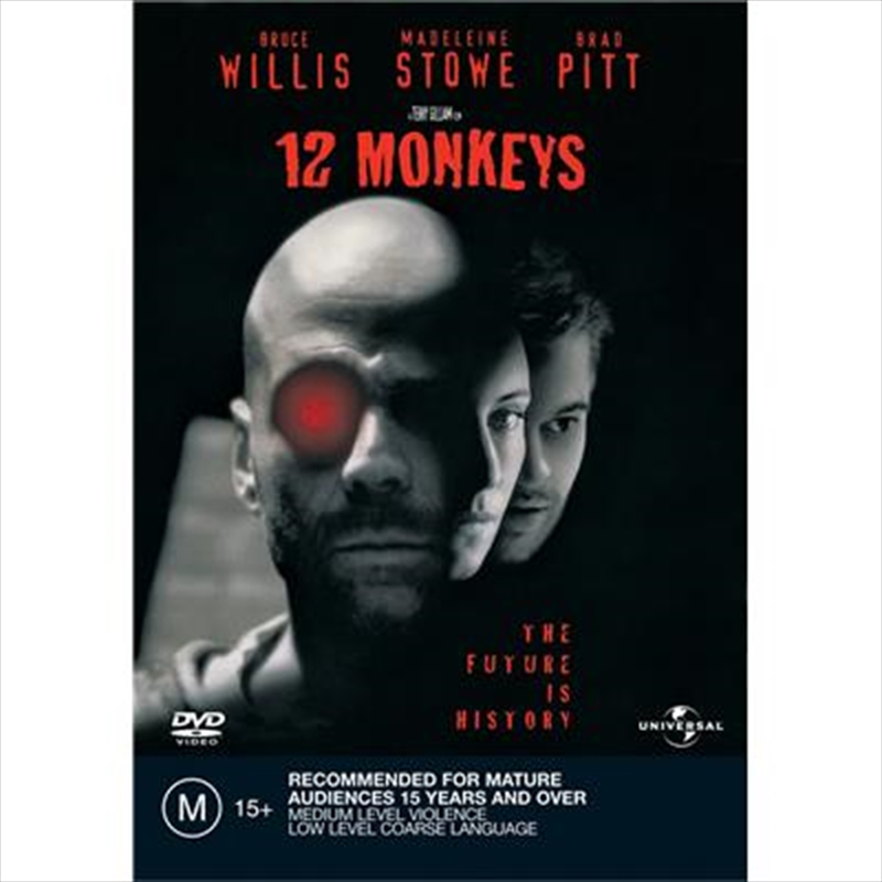 12 Monkeys | DVD