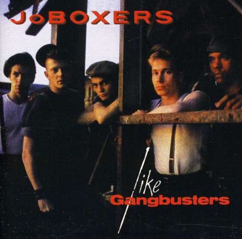 Like Gangbusters - Expanded Edition | CD