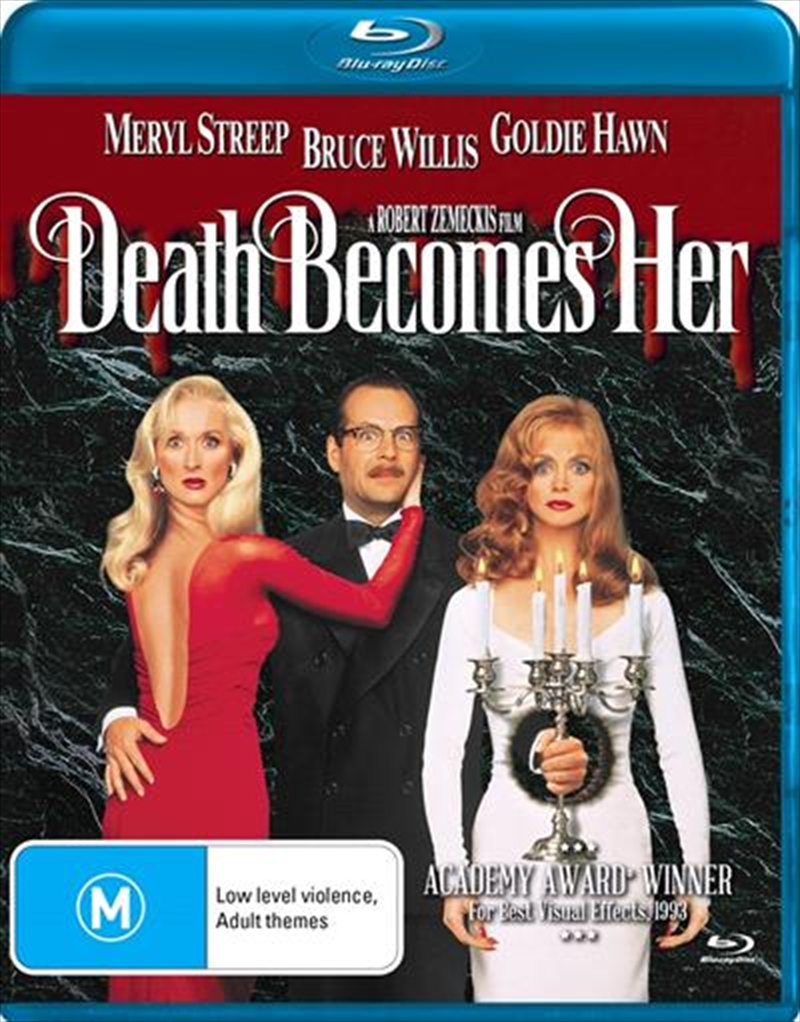 Death Becomes Her | Blu-ray
