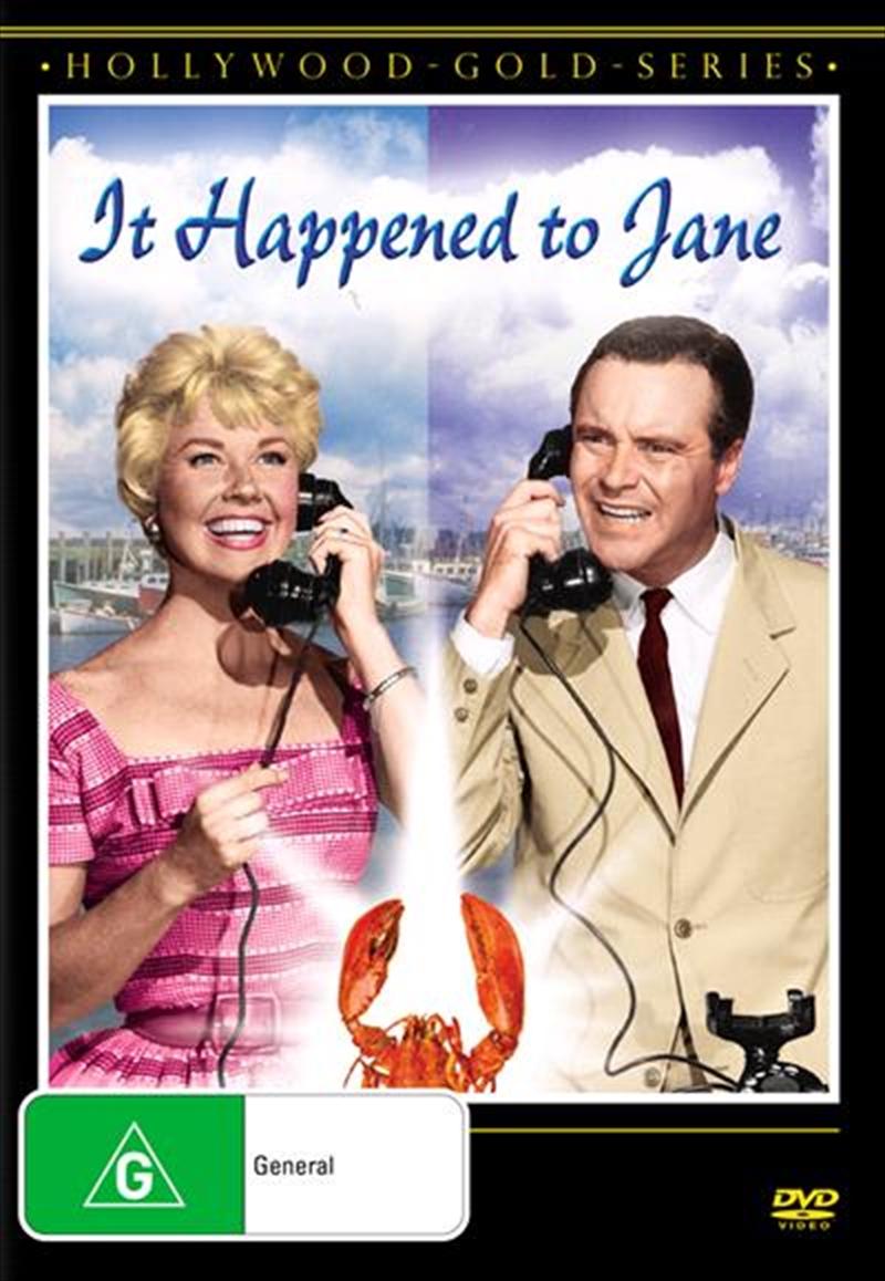 It Happened To Jane | DVD