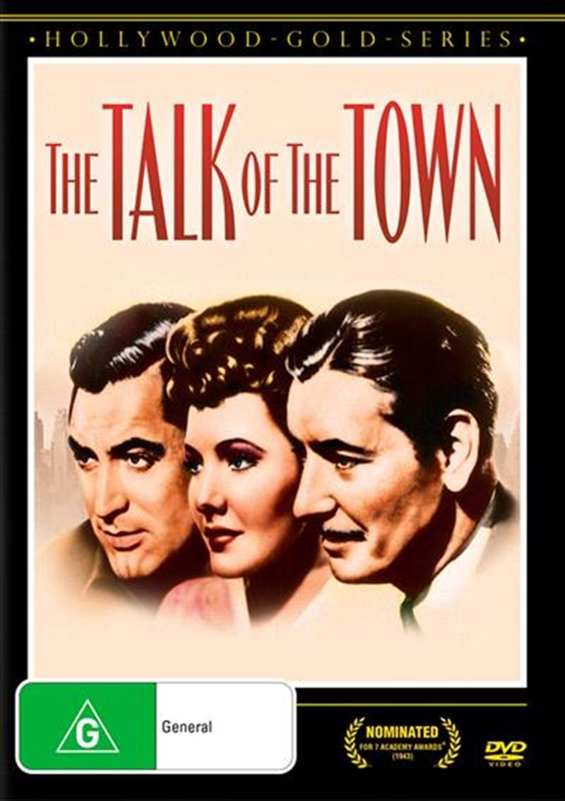 Talk Of The Town, The | DVD