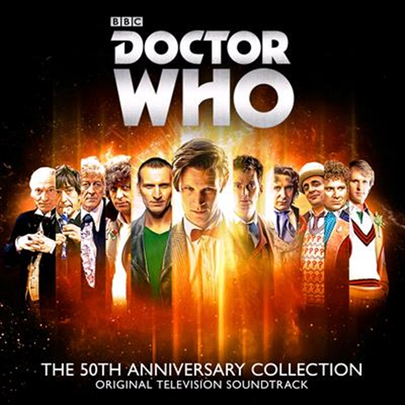 Doctor Who- The 50th Anniversary Collection (4cd) | CD