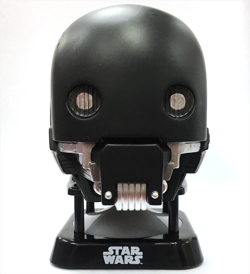 Rogue One K-2SO Helmet Bluetooth Mini Speaker | Accessories