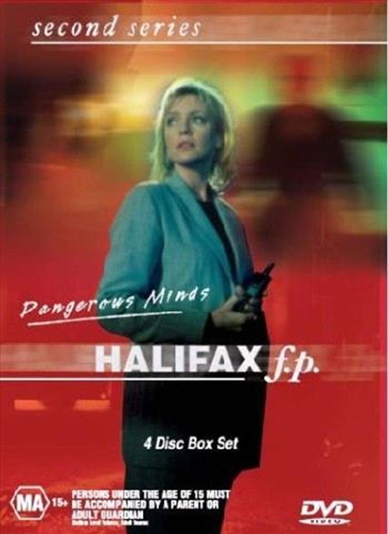 Halifax FP - Box Set 2 | DVD