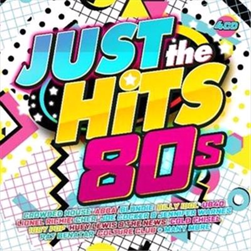 Just The Hits - 80's | CD