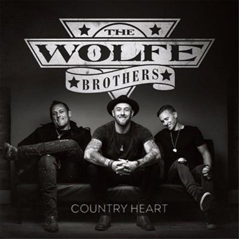 Country Heart | CD
