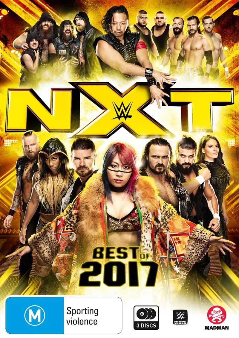 WWE - Best Of NXT 2017 | DVD