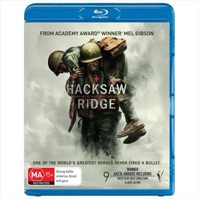 Hacksaw Ridge | Blu-ray