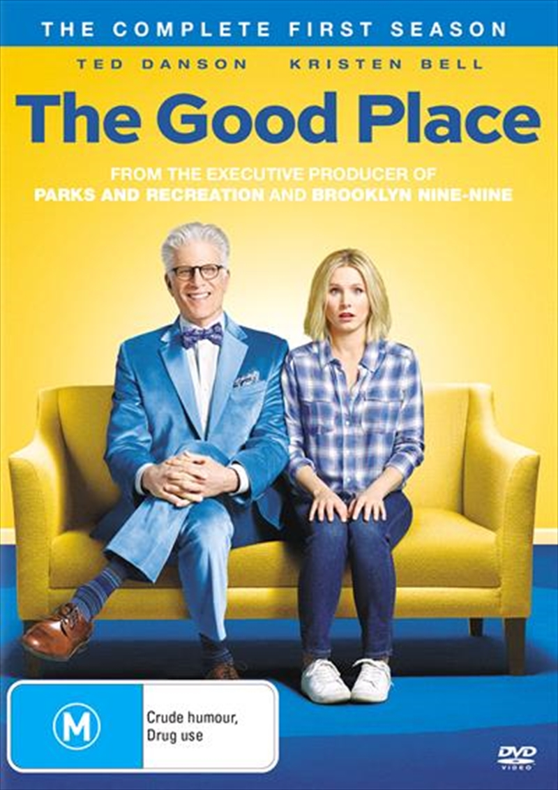 Good Place - Season 1, The | DVD