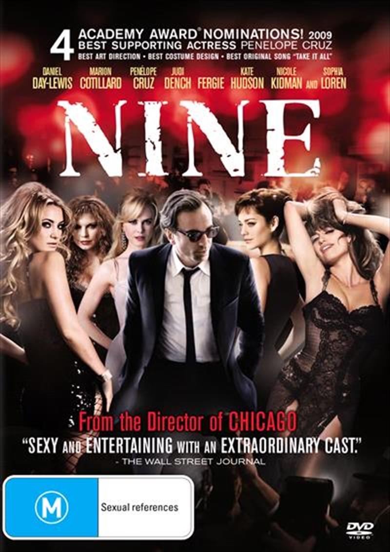 Nine | DVD