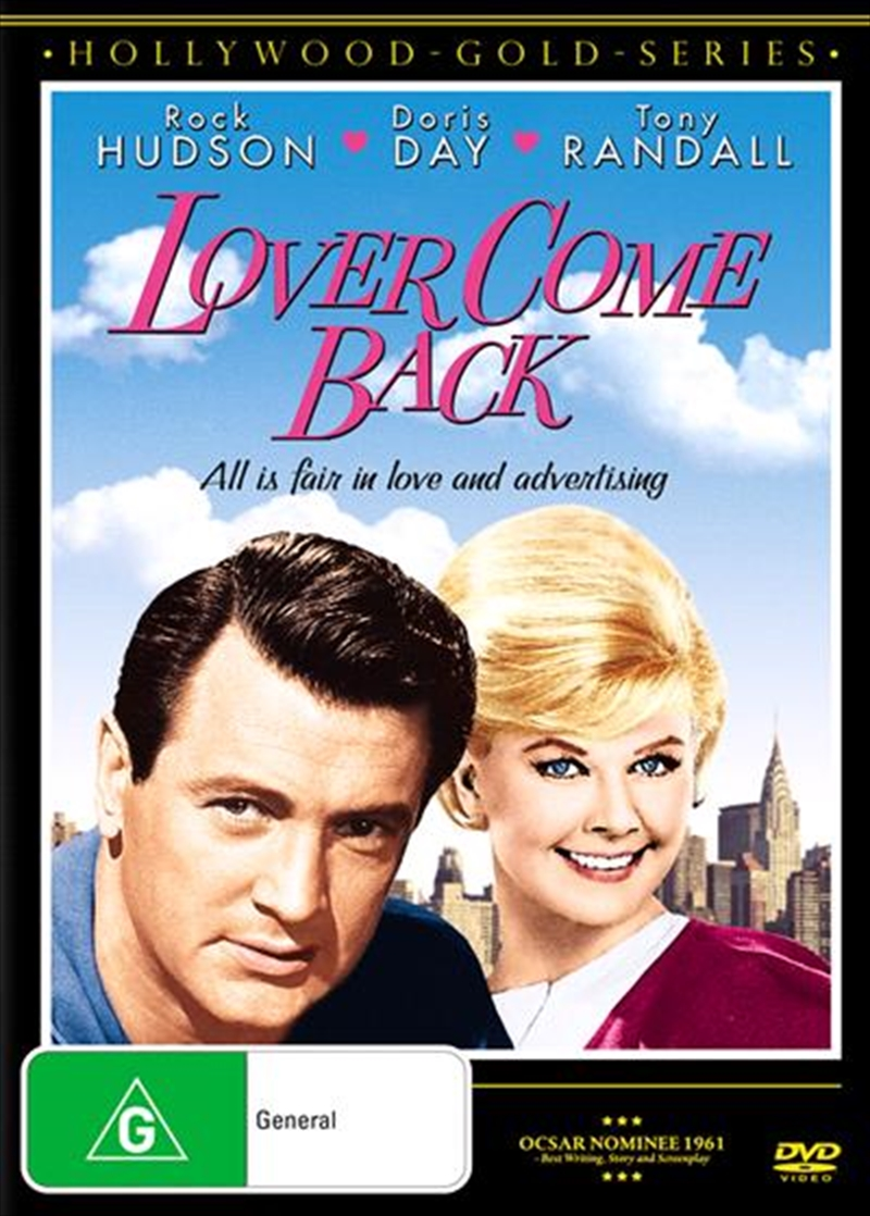 Lover Come Back | DVD