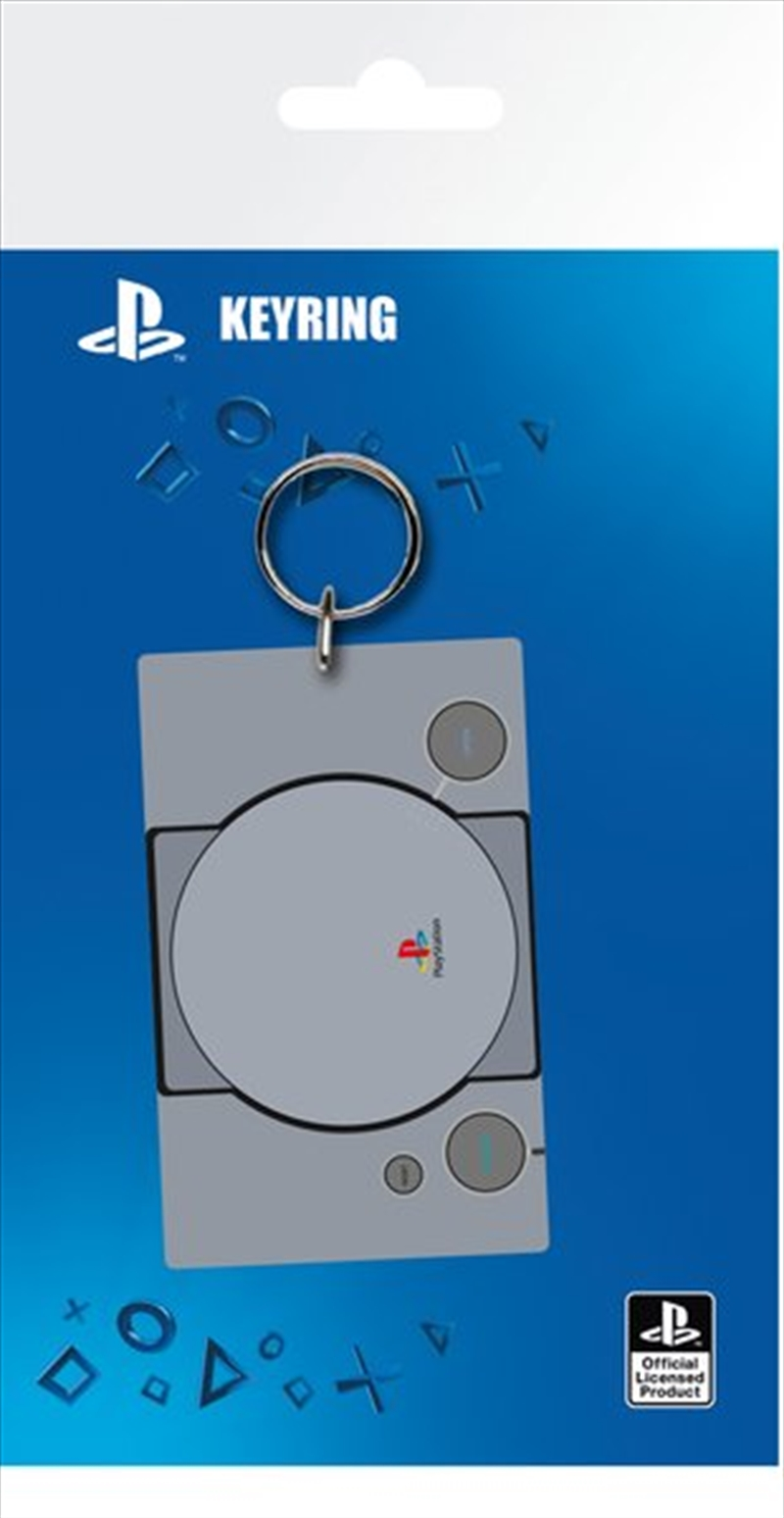 Console Keyring | Accessories