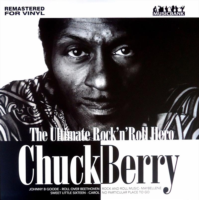 Ultimate Rock N Roll Hero | Vinyl