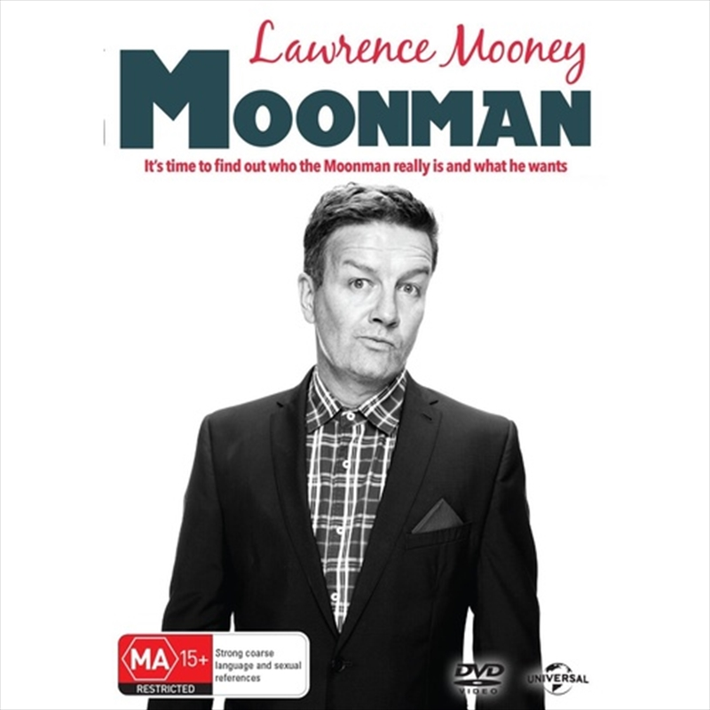 Lawrence Mooney - Moonman | DVD