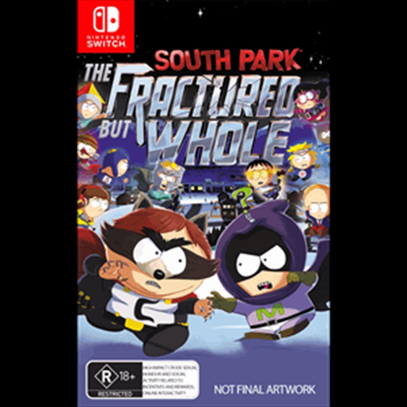 South Park Fractured But Whole | Nintendo Switch