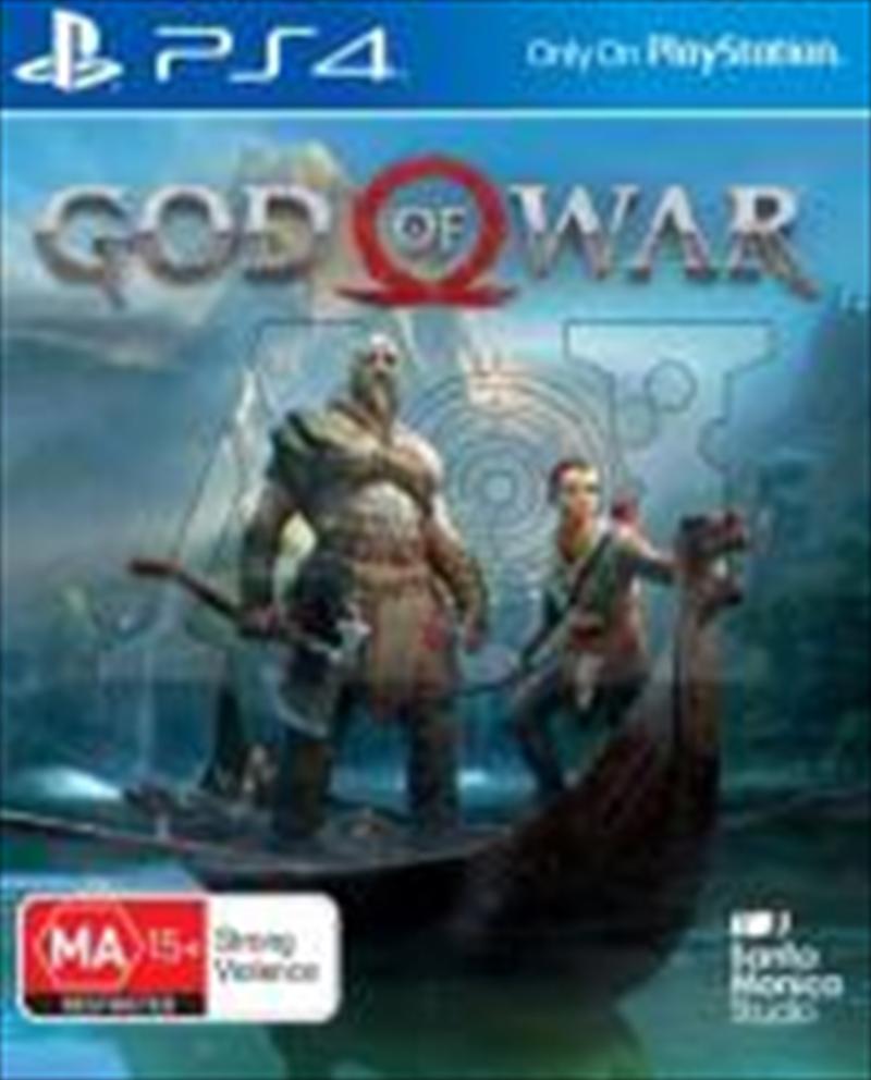God Of War | PlayStation 4