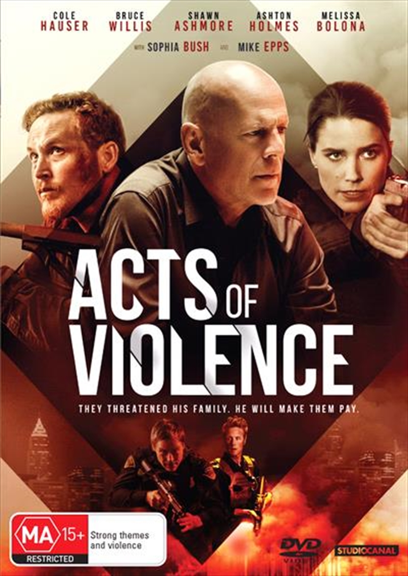 Acts Of Violence | DVD