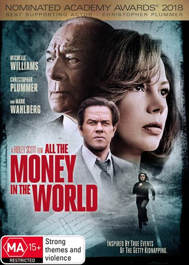 All The Money In The World | DVD