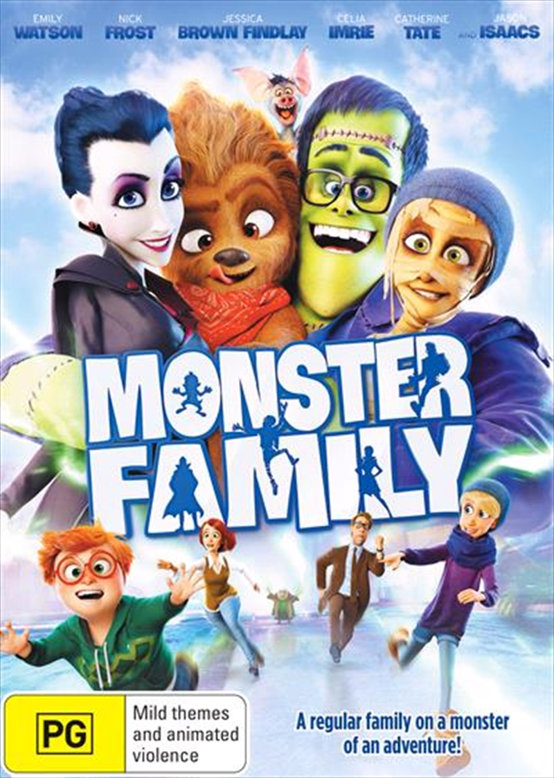 Monster Family | DVD