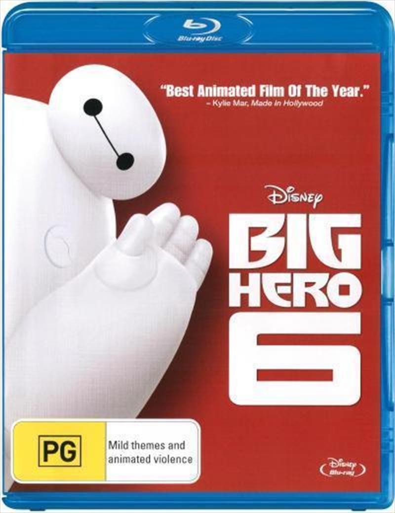 Big Hero 6 | Blu-ray