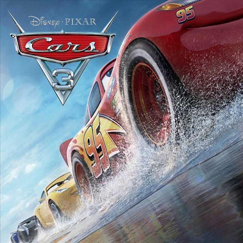 Cars 3 - Songs Only   CD