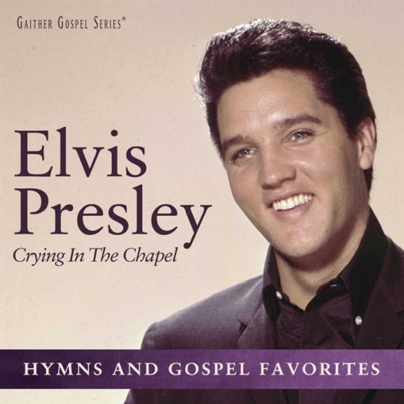 Crying In The Chapel | CD