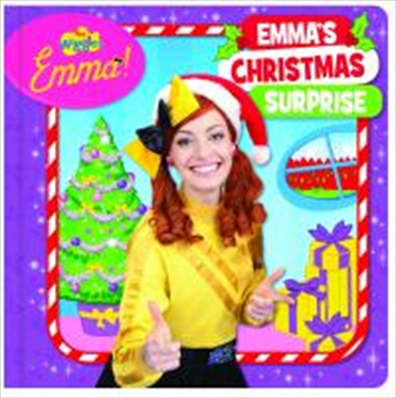 Wiggles Emma's Christmas Surprise Storybook | Paperback Book