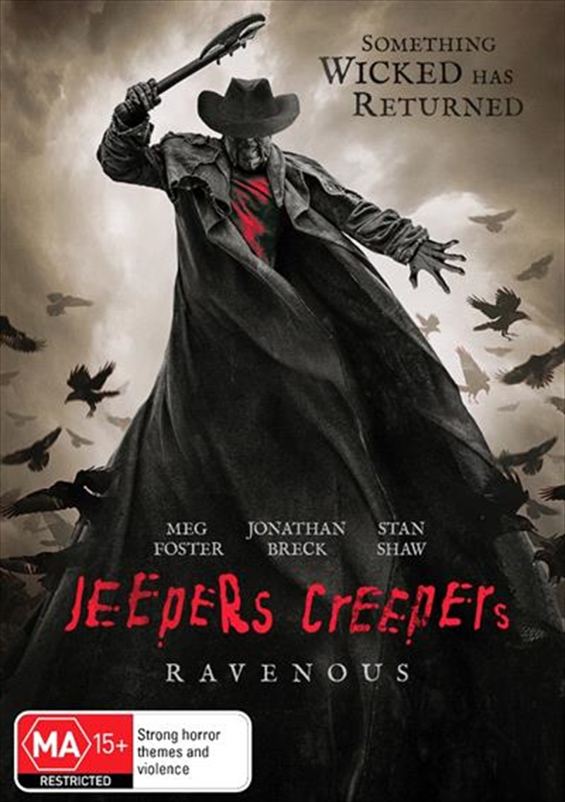 Jeepers Creepers - Ravenous | DVD