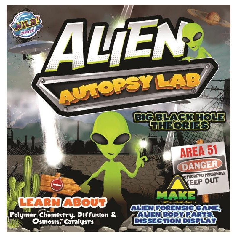Alien Autopsy Lab | Toy