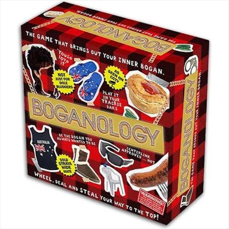Boganology | Merchandise