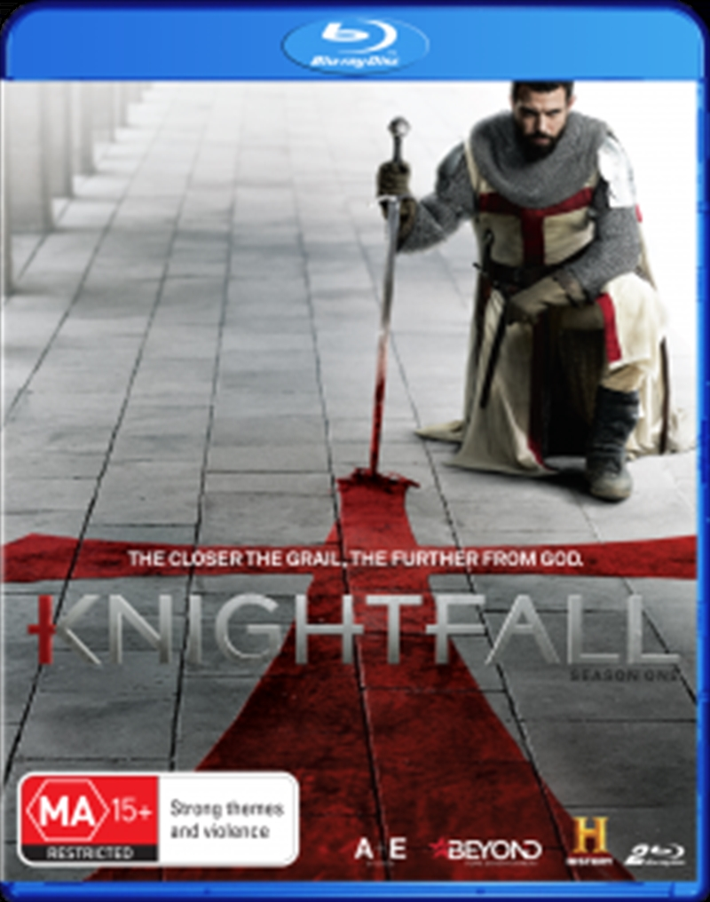 Knightfall - Season 1 | Blu-ray