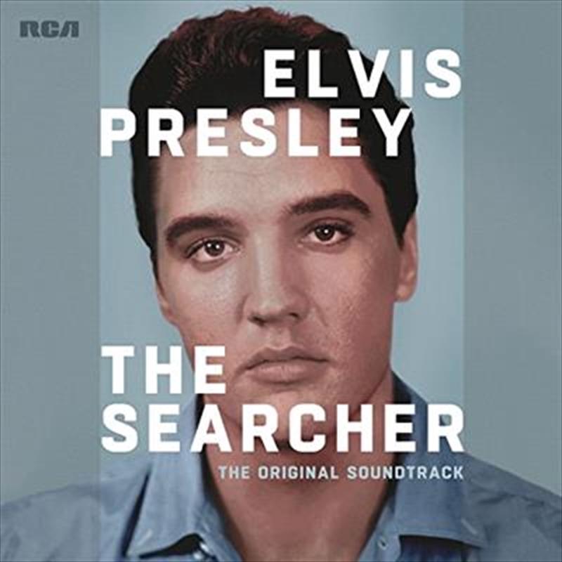 Elvis Presley: The Searcher (Original Soundtrack)   CD