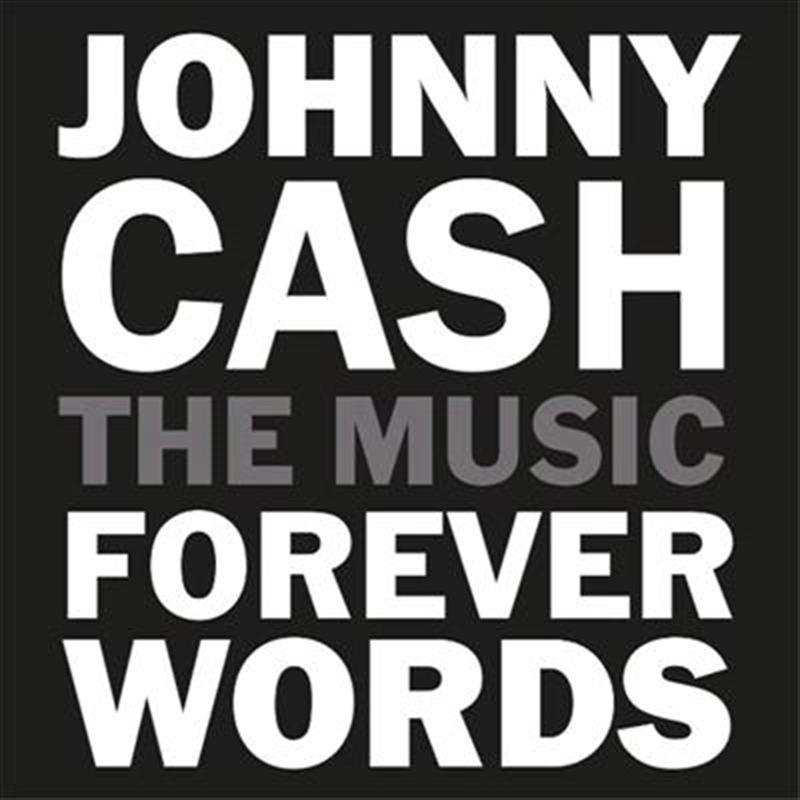 Johnny Cash - Forever Words | CD