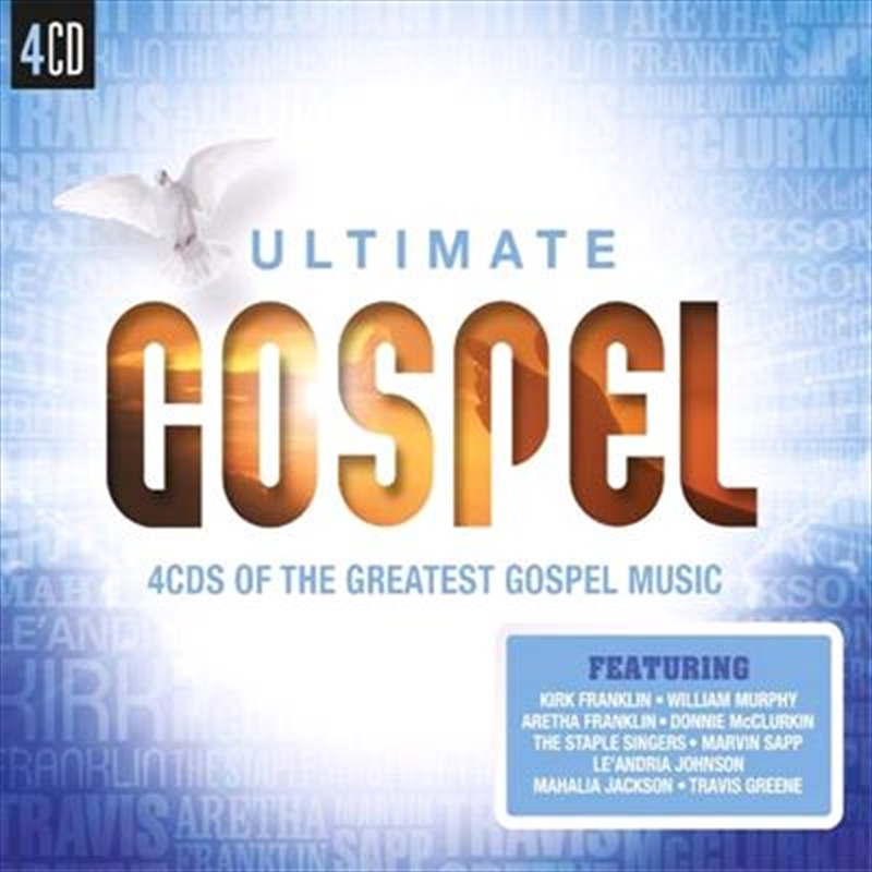 Ultimate - Gospel | CD