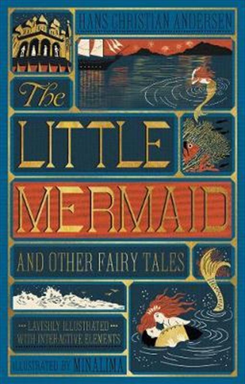 The Little Mermaid & Other Fairy Tales | Hardback Book