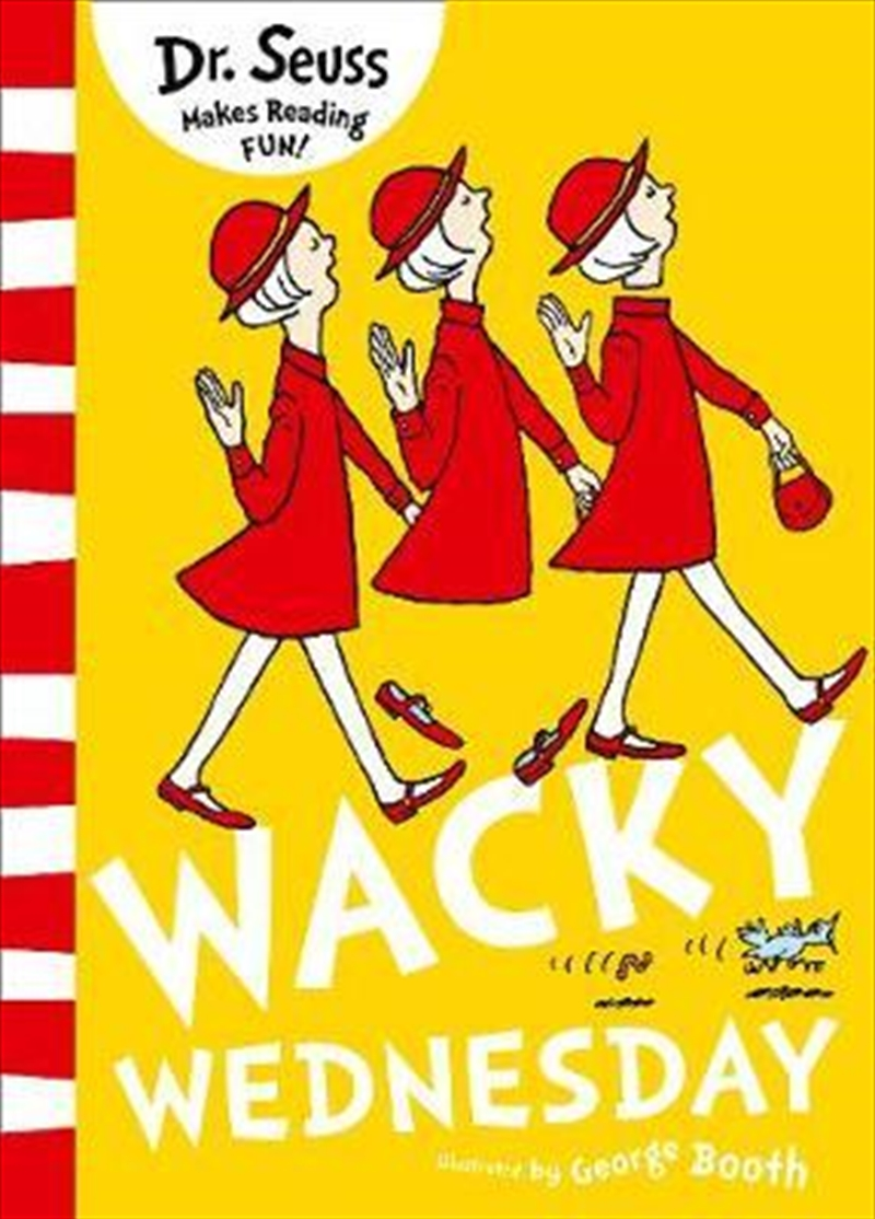 Wacky Wednesday | Paperback Book