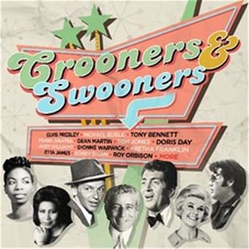 Crooners And Swooners | CD