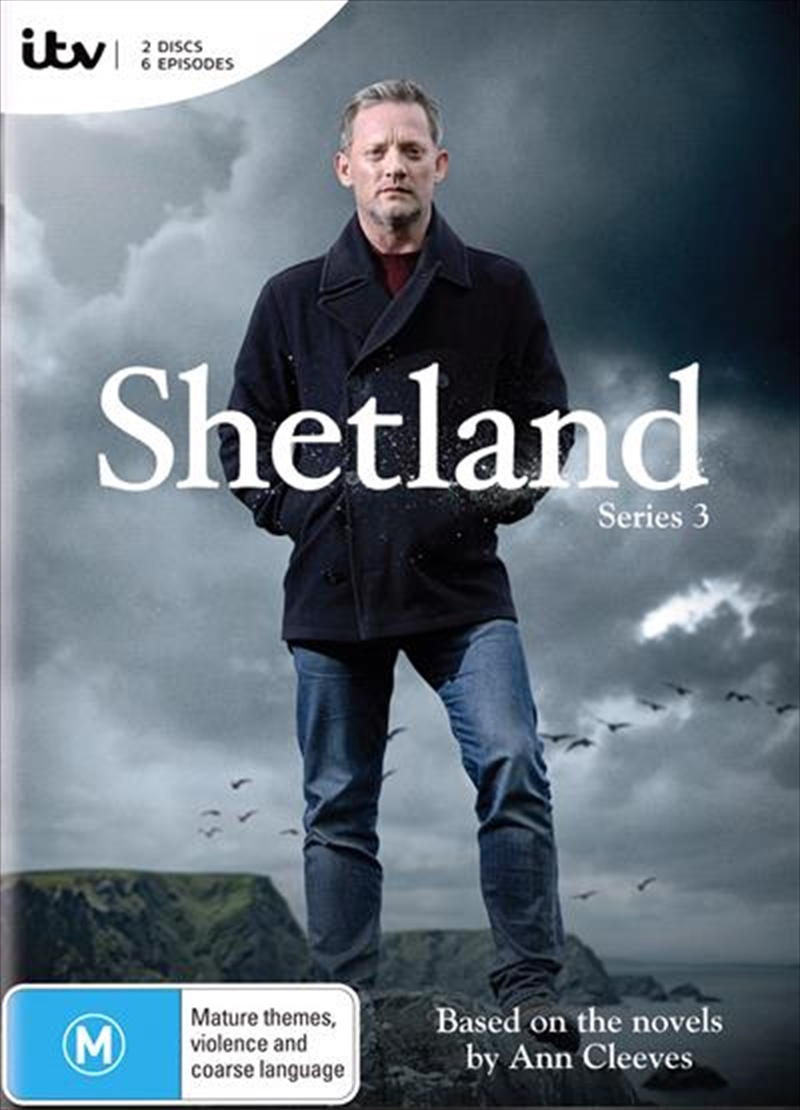 Shetland - Series 3 | DVD