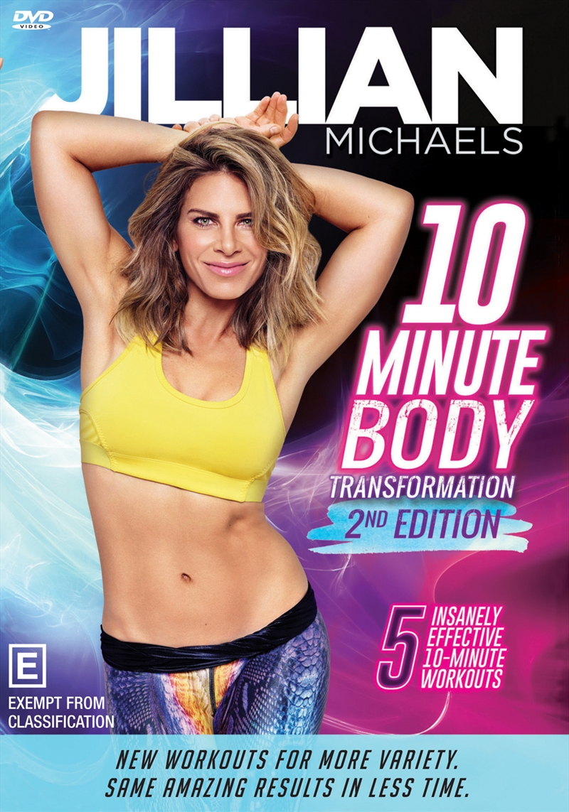 Body Transformation - Volume 2 | DVD