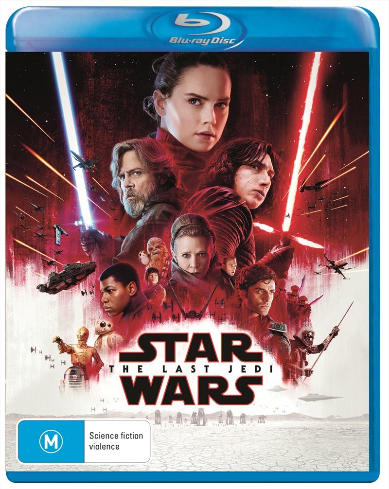 Star Wars - The Last Jedi | Blu-ray