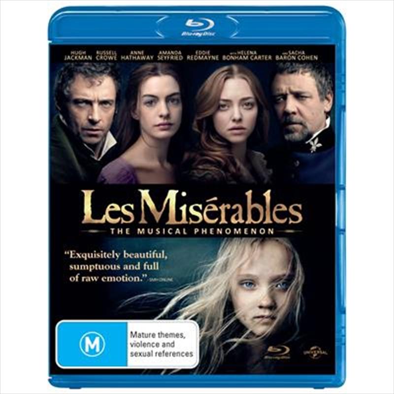 Les Miserables (2012) | Blu-ray
