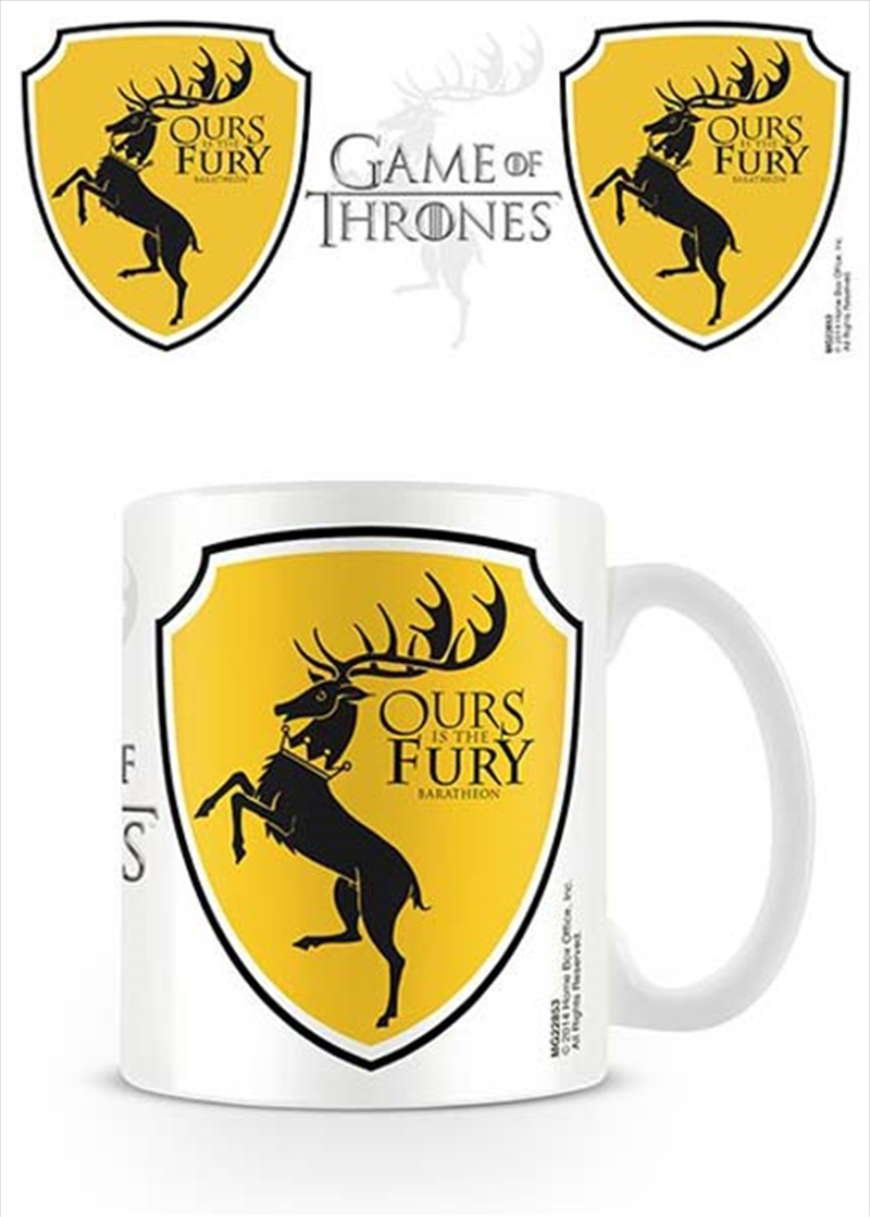 Game of Thrones - Baratheon | Merchandise