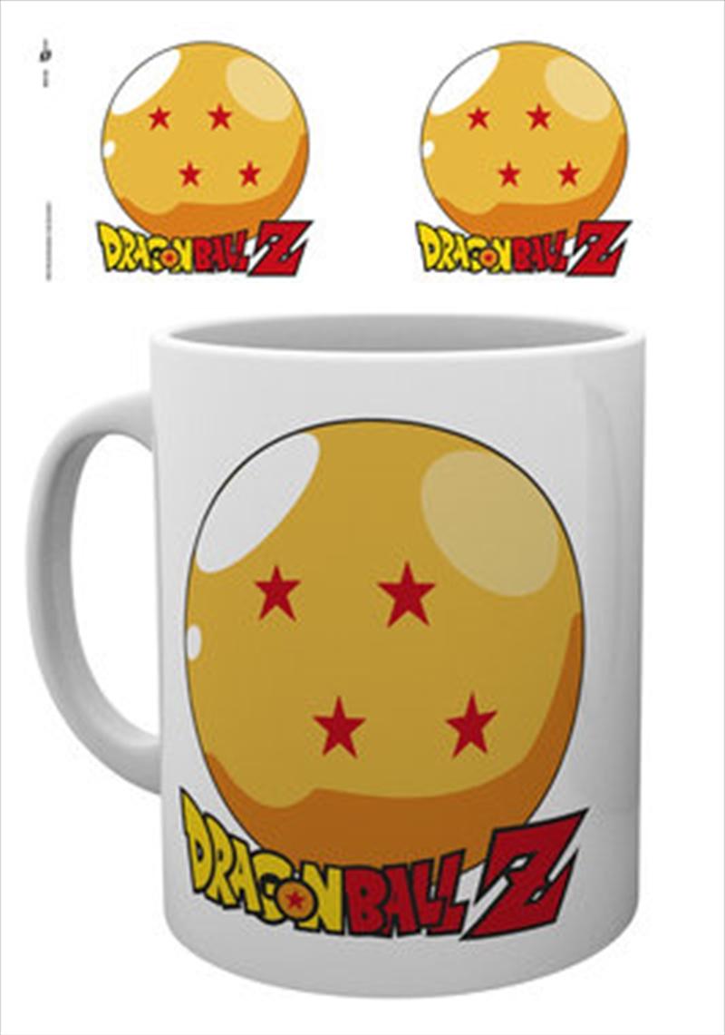 Dragon Ball Z - Ball And Logo | Merchandise