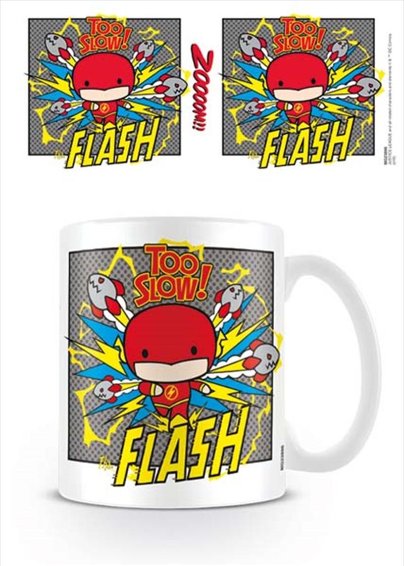 DC Comics - Justice League The Flash Chibi | Merchandise