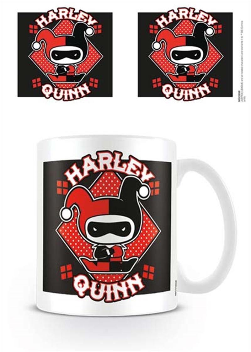 DC Comics - Justice League Harley Quinn Chibi | Merchandise