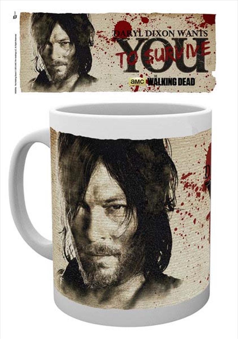 The Walking Dead - Daryl Needs You | Merchandise