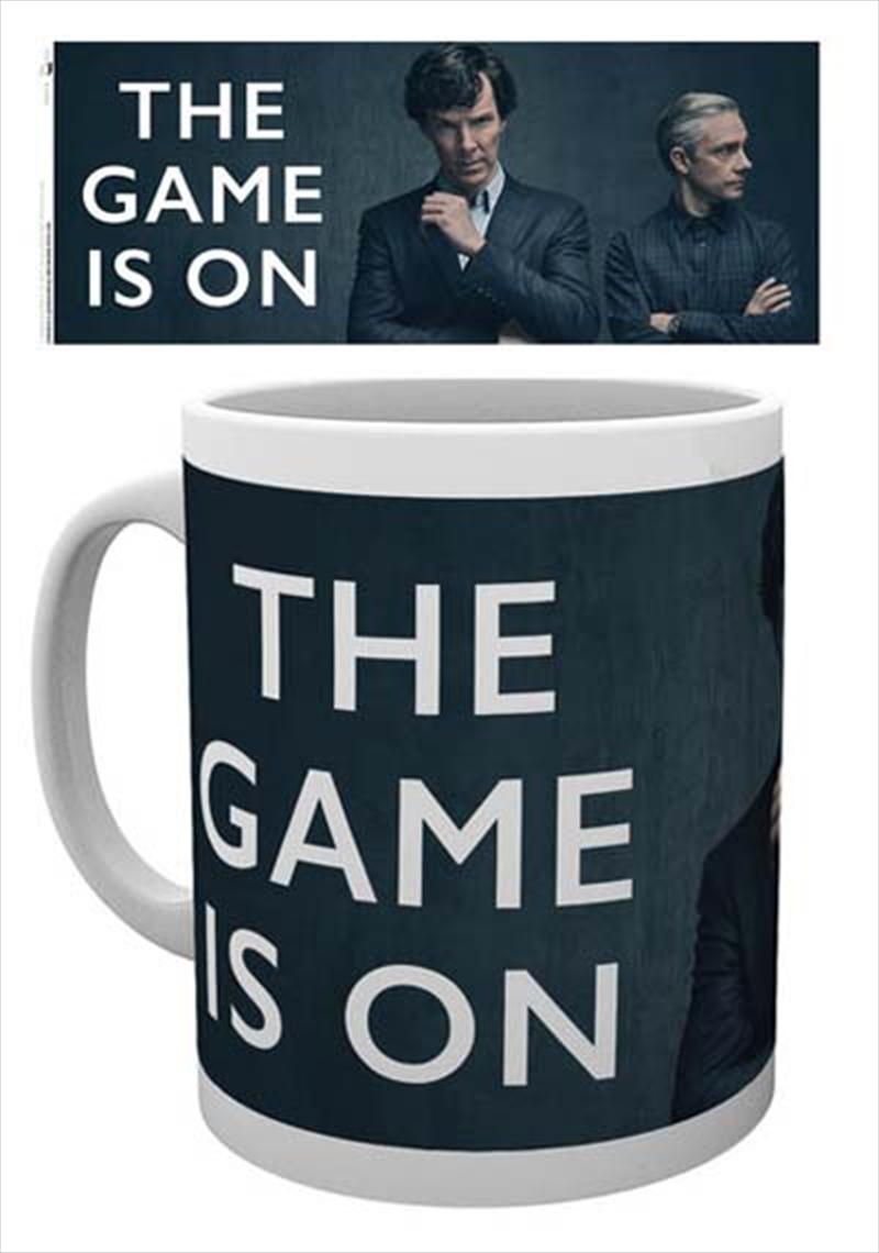 Sherlock - The Game Is On | Merchandise